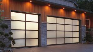 Glass Garage Doors Calgary